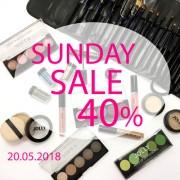 Sunday SALE 20.05