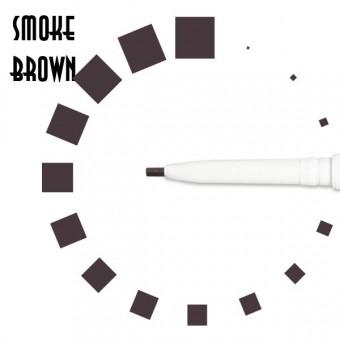 """Карандаш для БРОВЕЙ механический, с микро-грифелем """"РЕСНИЧКА"""", SMOKE BROWN"""