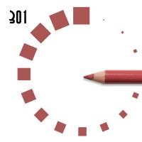 """Карандаш для ГУБ """"РЕСНИЧКА"""", №301, ярко-розовый, холодный, матовый"""
