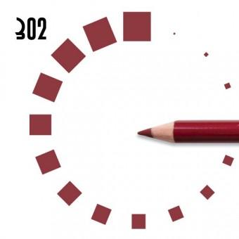 """Карандаш для ГУБ """"РЕСНИЧКА"""", №302, вишневый, перламутровый"""