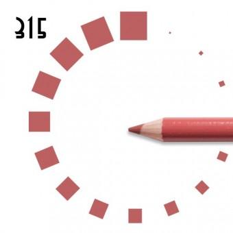 """Карандаш для ГУБ """"РЕСНИЧКА"""", №315, спокойно-розовый, теплый, матовый"""