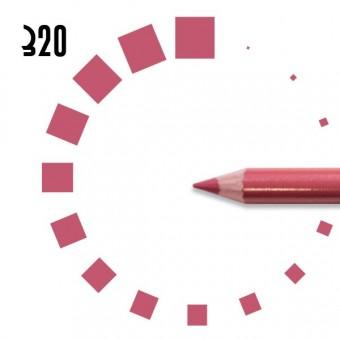 """Карандаш для ГУБ """"РЕСНИЧКА"""", №320, розовый, холодный, перламутровый"""