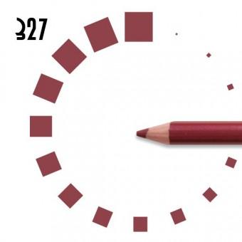 """Карандаш для ГУБ """"РЕСНИЧКА"""", №327, темно-розовый, перламутровый"""