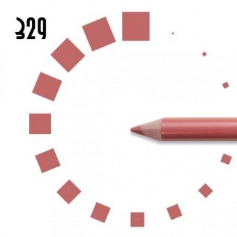 """Карандаш для ГУБ """"РЕСНИЧКА"""", №329, розово-коралловый, перламутровый"""