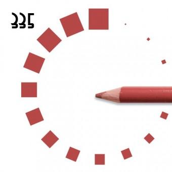 """Карандаш для ГУБ """"РЕСНИЧКА"""", №335, розово-терракотовый, матовый"""