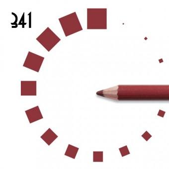 """Карандаш для ГУБ """"РЕСНИЧКА"""", №341, темно-вишневый, холодный, матовый"""