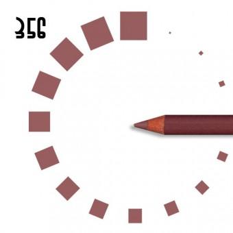 """Карандаш для ГУБ """"РЕСНИЧКА"""", №356, дымчато-лиловый, холодный, матовый"""