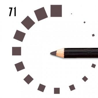 """Помада для БРОВЕЙ в карандаше""""РЕСНИЧКА"""", №71, коричневая"""