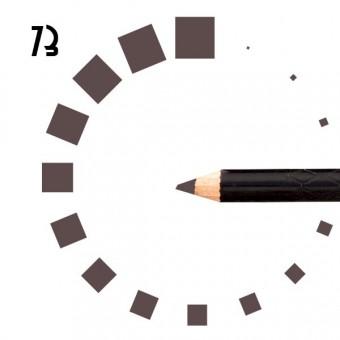 """Помада для БРОВЕЙ в карандаше""""РЕСНИЧКА"""", №73, светло-коричневая"""