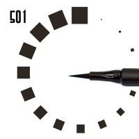 """Подводка-фломастер""""РЕСНИЧКА"""", №501, черная"""