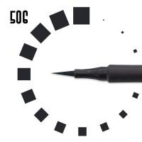"""Подводка-фломастер""""РЕСНИЧКА"""", №506, темно-серая"""