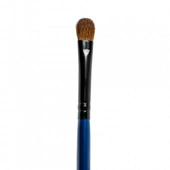 Кисть №С52-04, для нанесения теней длинная JOLLY, 9 мм, Пони