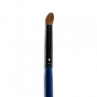 Кисть №С52-09, для растушевки теней круглая, 6 мм, Пони