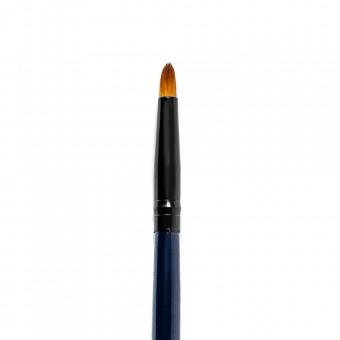 Кисть №С62-01, для прорисовки мелких элементов круглая JOLLY, 3 мм, Нейлон