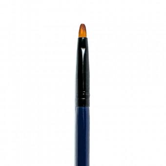 Кисть №С63-03, для прорисовки мелких элементов JOLLY, 3 мм, Нейлон
