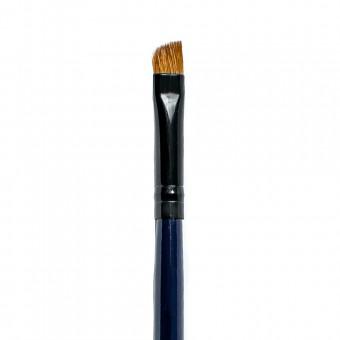 """Кисть""""JOLLY""""№С86-02, для оформления бровей, 6 мм, Колонок"""