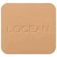 Пудра компактная L`OCEAN 2 в 1 №21