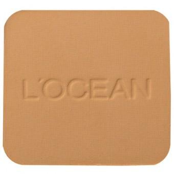 Пудра компактная L`OCEAN 2 в 1 №33